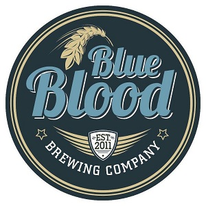 Blue Blood Brewing Co. Logo